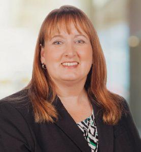 Nadine Hofstetter, Trust Operations Officer