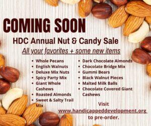 HDC Nut Sale